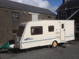 Bailey Awnings 2005 Bailey Ranger 500 5 5 Berth Inc 2 Awnings Mover