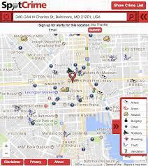 Crime Map Oakland Spotcrime The Public U0027s Crime Map