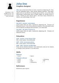 brief resume format writing resume in latex resume for your job application ways to write a resume in latex wikihow create professional resumes online ways to write