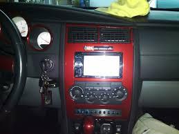 dodge charger dash kit aftermarket din unit