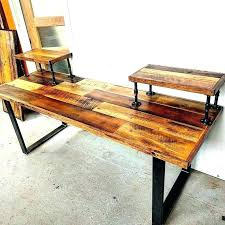 Modern Rustic Desk Rustic Desk Furniture Srjccs Club