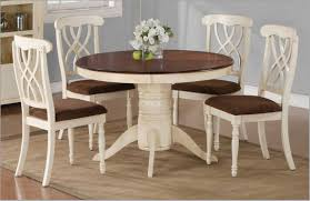 kitchen table round small sets granite butterfly leaf 6 seats grey