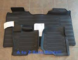 all ford f150 2015 2017 ford f 150 crew cab all weather 3 rubber floor