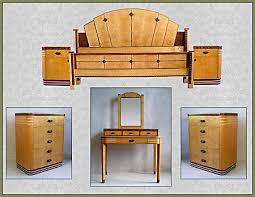 art deco bedroom suite circa 1930 for sale at 1stdibs 972 best art deco bedroom furniture images on pinterest art deco