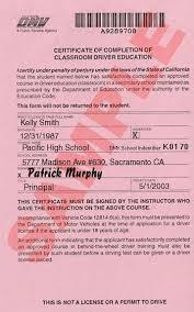 california driver education california home study driver ed course
