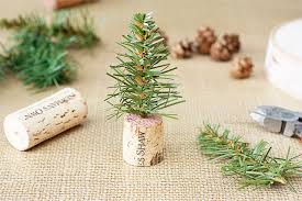 simple wine cork trees live laugh rowe