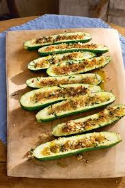 Italian Bread Salad Recipe Ina Garten Recipe Ina Garten U0027s Parmesan Roasted Zucchini Kitchn