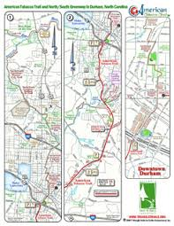 raleigh greenway map tobacco trail att triangle rails to trails
