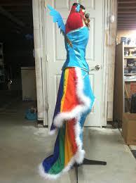 Pony Rainbow Dash Halloween Costume Rainbow Dash Dress Side Gijinka Deviantart