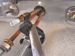 antique brass removing moen kitchen faucet deck mount single