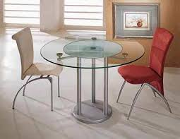 round table with lazy susan built in cr123 round dining table glass top tables amp chairs round dining