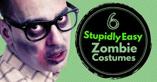 Zombie Costumes 6 Stupidly Easy Zombie Costumes Looklikeazombie Com