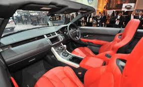 land rover evoque interior land rover range rover evoque interior gallery moibibiki 4