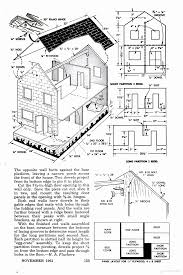popular mechanics wood magazine pinterest popular mechanics a 3 foot long make it yourself plywood dollhouse project from the