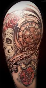 40 extraordinary watch tattoos designs and ideas collection