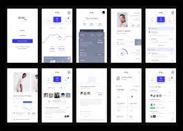 avsc clothes app design 10 free screens for sketch freebiesui