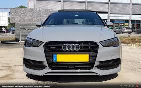 nardo grey rs3 audi exclusive nardo grey a3 s line sedan be jealous be very