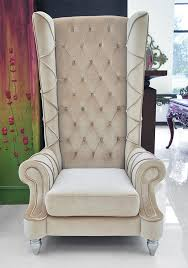 High Back Accent Chair New Living Room Product Printer Friendly Page Intended For High