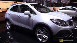opel chicago 2015 opel mokka cosmo 1 6 cdti 4x4 exterior and interior