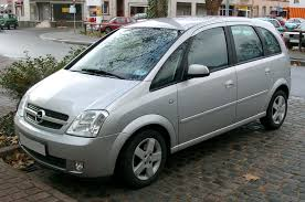 opel russia opel meriva review and photos
