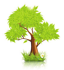 green tree vector illustration ai svg eps vector free