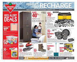 canadian tire flyer december 30 2016 january 5 2017 canadian
