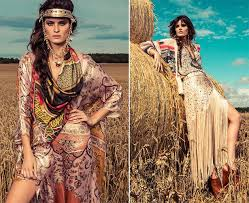 bohemian fashion how to wear the boho chic fashion trend fashionisers