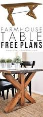 farmhouse dining room table with leaves diy plans sets for sale
