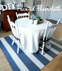 Can I Paint My Laminate Floor Painted Floor Cloth