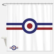 Target Striped Shower Curtain Mod Target Shower Curtains Cafepress
