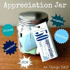 best gifts for office secret santa all things g appreciation jar a
