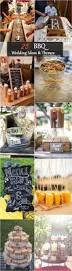Backyard Bbq Wedding Ideas Top 25 Rustic Barbecue Bbq Wedding Ideas Barbecues Buffet And Bar