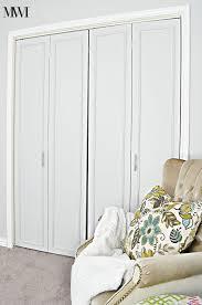 Updating Closet Doors How To Update 1970 S Bi Fold Closet Doors Wants It