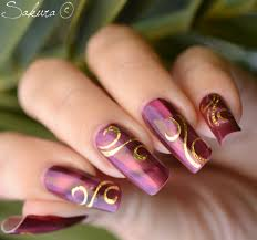 cute nails nail art inspired by xojahtna youtube 5 easy nail art