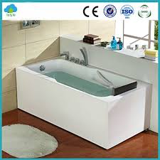 Acrylic Bathtub Cleaner Is038 100 Pure Acrylic Massage Bathtub With Ozone Pipe Cleaning