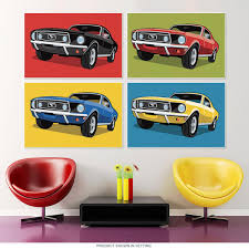 ford mustang metal wall 20 ideas of ford mustang metal wall wall ideas