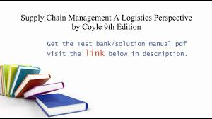 practice test bank for supply chain management a logistics