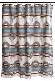 enchanting southwest style shower curtains and 17 best ideas about