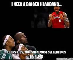Lebron Headband Meme - th id oip dqjix66utojsdoe eiispqetdi