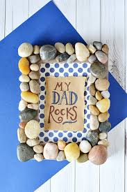 my rocks frame dollar stores dads and budgeting