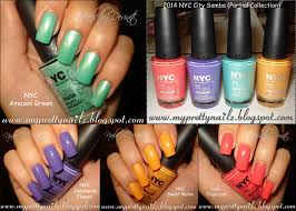 nyc new york color limited edition city samba nail polish