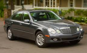 beautiful but horrible 2003 2005 mercedes benz w211 e class