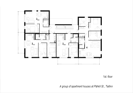 apartments residential house plans modern bedroom house plans