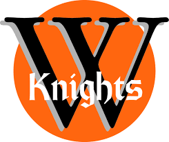 bentley university athletics logo knights wartburg college waverly iowa div iii iowa