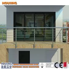 strong balcony stainless steel railing design buy balcony