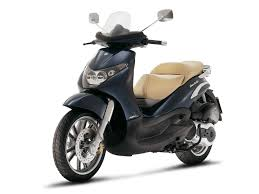 Piaggio Bv Series Motor Scooter Guide