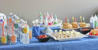 boy 1st birthday ideas pajama time 1st birthday party ideas play party plan