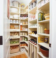 Modern Kitchen Canisters by Pantry Shelving Designs With Black Microwave Kitchen Transitional