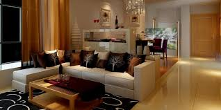 gallery of modern living and dining room perfect on home decor