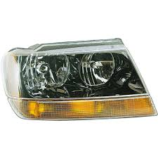 new oem 1997 2001 jeep cherokee fog light install kit headlight assemblies for jeep grand cherokee 1999 2002 oem ref